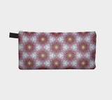 Prickly Pear Abstraction 2 Cosmetic Case Makeup Bag Pencil Case