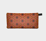 Autumn Star Makeup Storage Case  Cosmetic Pouch Pencil Case Notions Bag