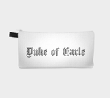 Duke of Earle Cholo Vato Ghetto Zip Clutch - Cosmetic Bag & Pencil Case