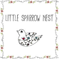 Little Sparrow Nest