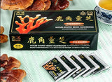 A-124 Reishi Handy Pack 60 packs 鹿角靈芝隨身包 60包