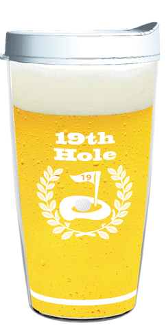 19th Hole Beer 16oz Tumbler