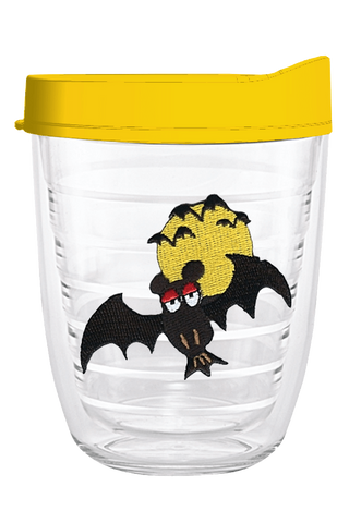 Bat 12oz Tumbler, Tumbler - Smile Drinkware USA