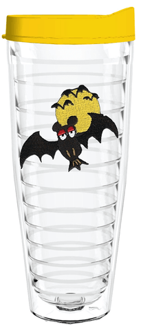 Bat 26oz Tumbler, Tumbler - Smile Drinkware USA