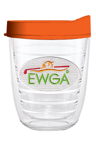EWGA Oval 12oz Tumbler, Tumbler - Smile Drinkware USA