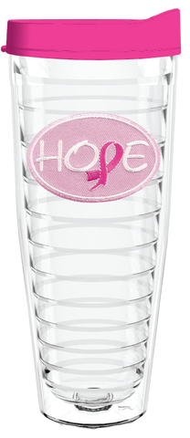 Breast Cancer - 26oz Tumblers, Tumbler - Smile Drinkware USA