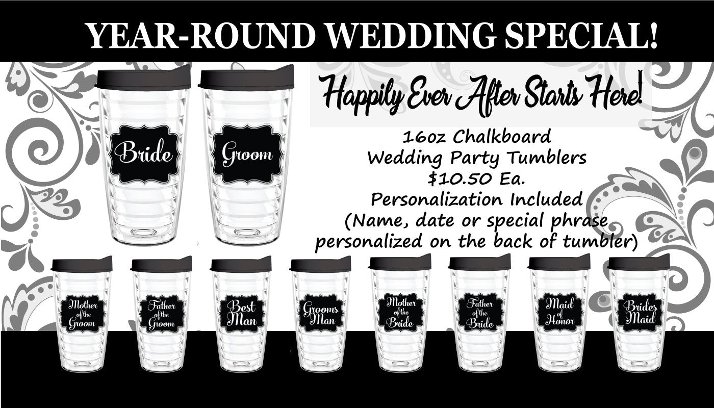 year round wedding special