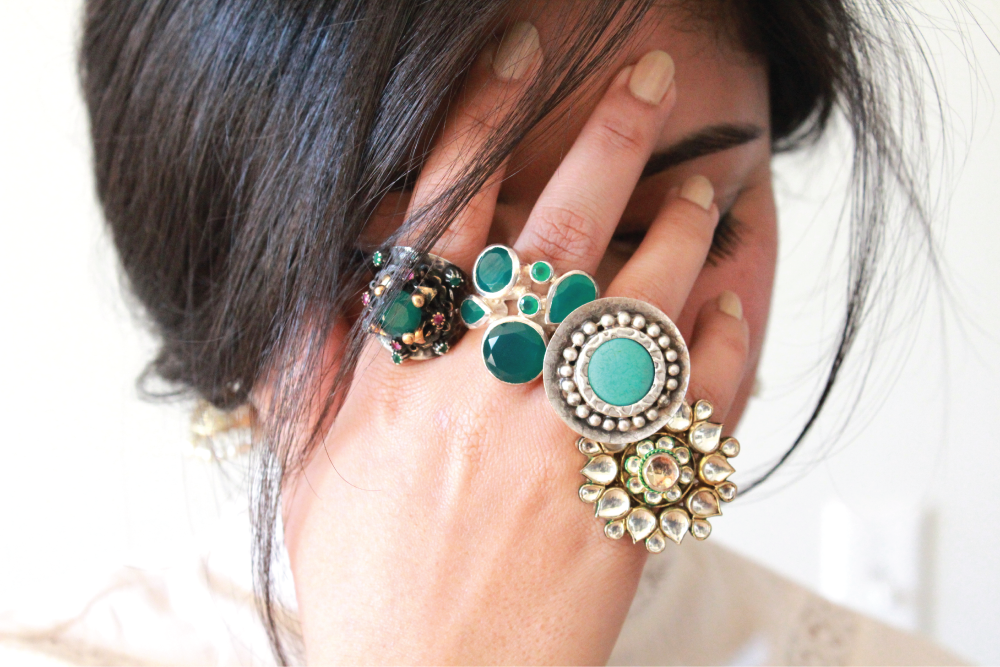 How To Wear Ethnic Statement Jewelry