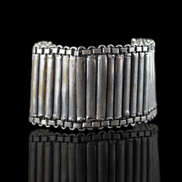 Gypsy Oxidized Bracelet - Naadz Jewelers
