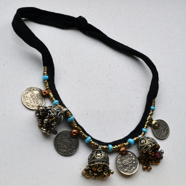 Afghan Kuchi Vintage Necklace