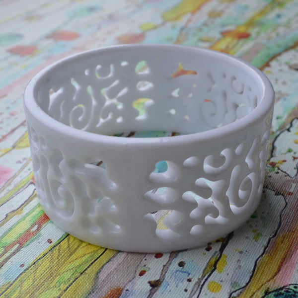 Blank Canvas Cuff (bangle) - Naadz Jewelers
