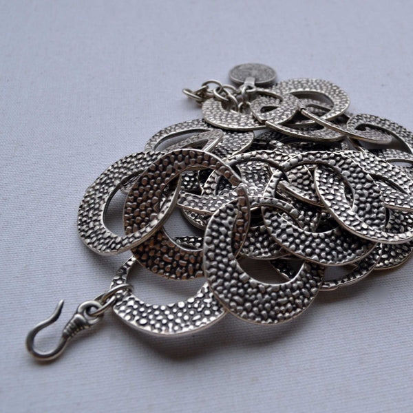 Turkish Delights Silver Necklace