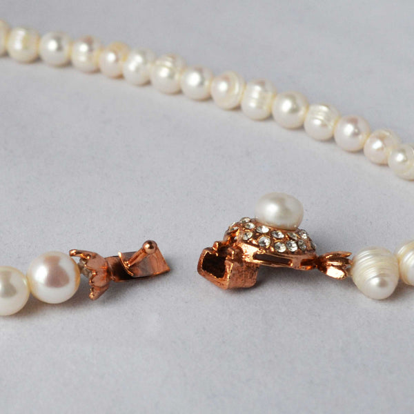 Freshwater Pearl Necklace - Naadz Jewelers