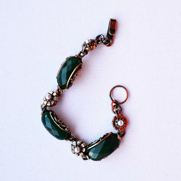Tailored Jade Bracelet