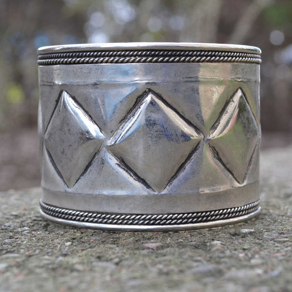 Rusty Gypsy Cuff - Naadz Jewelers