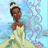 1st edition Princess and the Frog Napkins Beverage