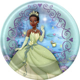 1st Edition - Princess and a Frog Plates Dessert