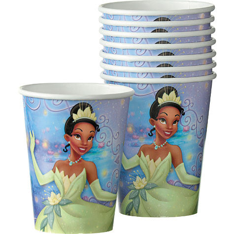 1st edition Princess and a Frog Hot/Cold Cups