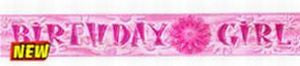 Birthday Girl Foil Banner (1)