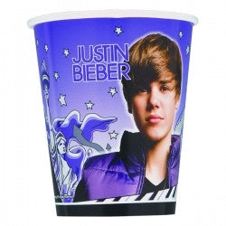Justin Bieber Hot/Cold Cups