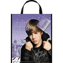 Justin Bieber Party Tote