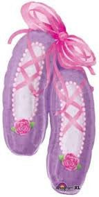 Jumbo Dance Shoes Balloon 1ct