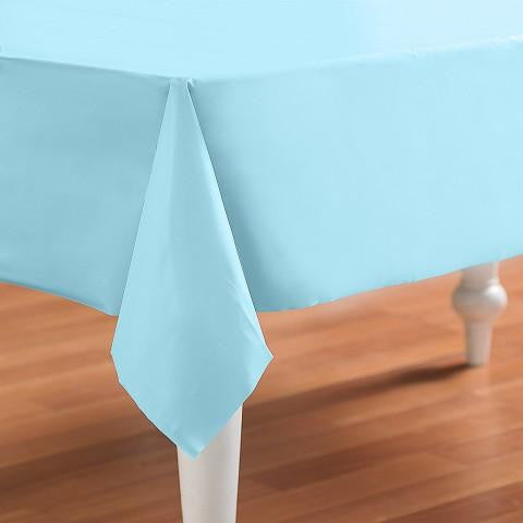 Tablecover (Light Blue) Plastic-1ct