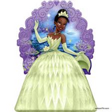 1st Edition - Princess and a Frog Centerpiece