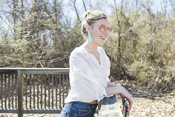How to style Free People boho-inspired blouses