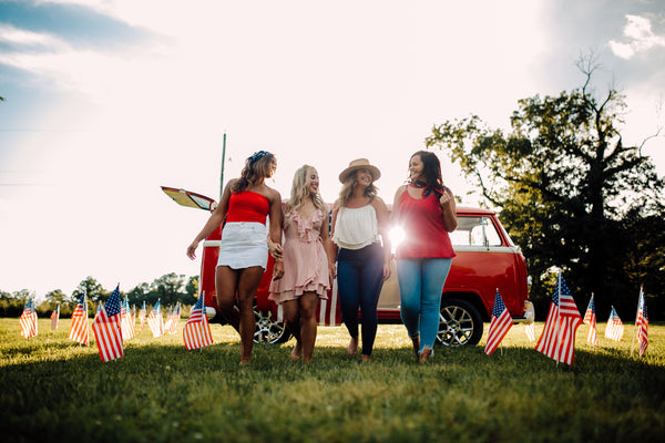 U.S. of YAY: 4th of July Outfit Inspiration