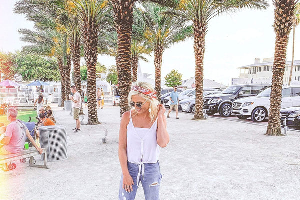 Seaside Chic: My Family Vacation