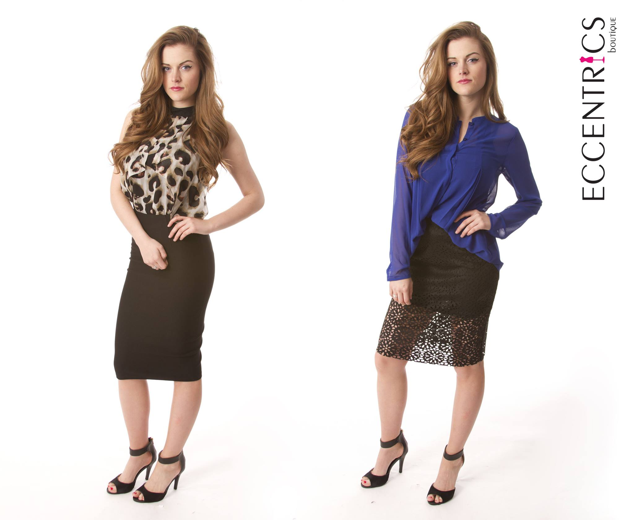 Women's pencil skirts for work wear