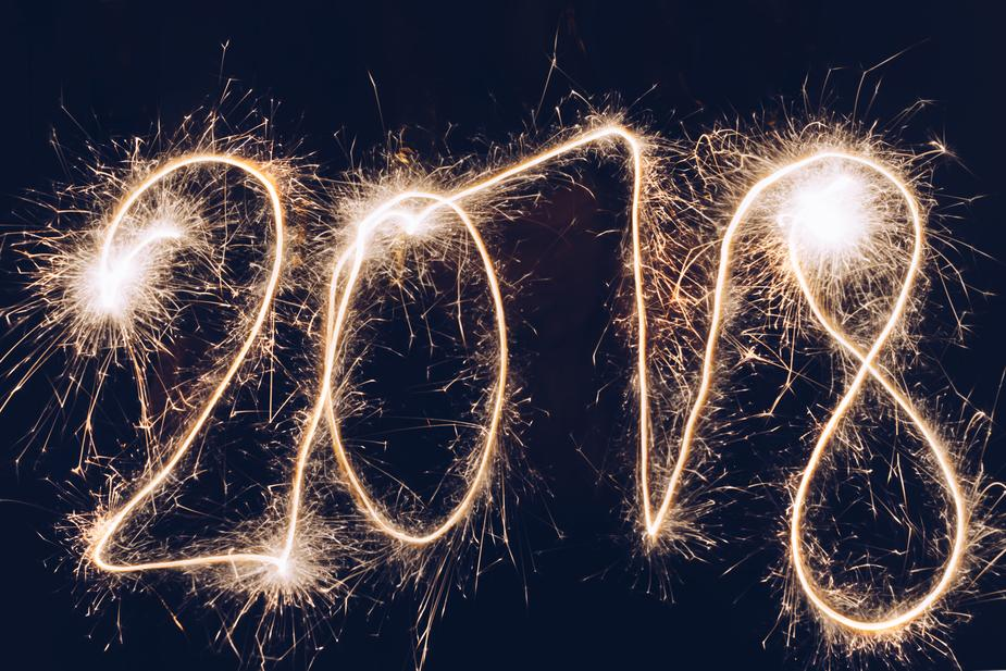 18 Easy to Keep Resolutions for 2018