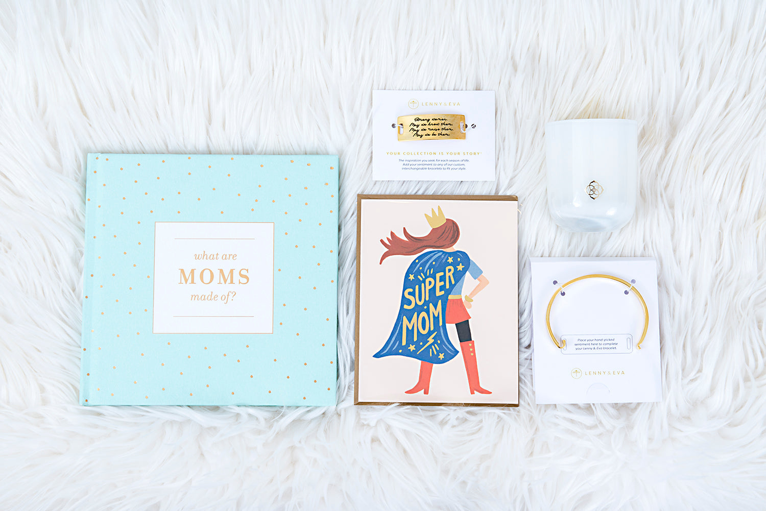 Mother's Day gift ideas at Eccentrics Boutique. Gifts for super mom.