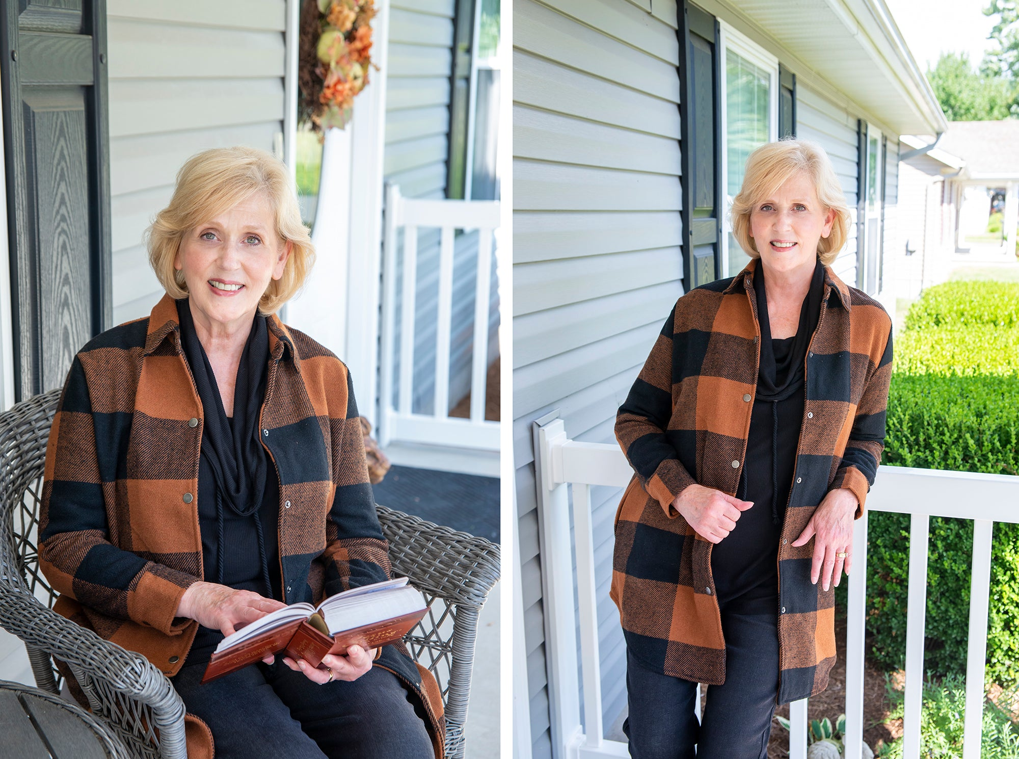 Devotions with Donna: Psalm 19:1 - Fall fashion for women over 50