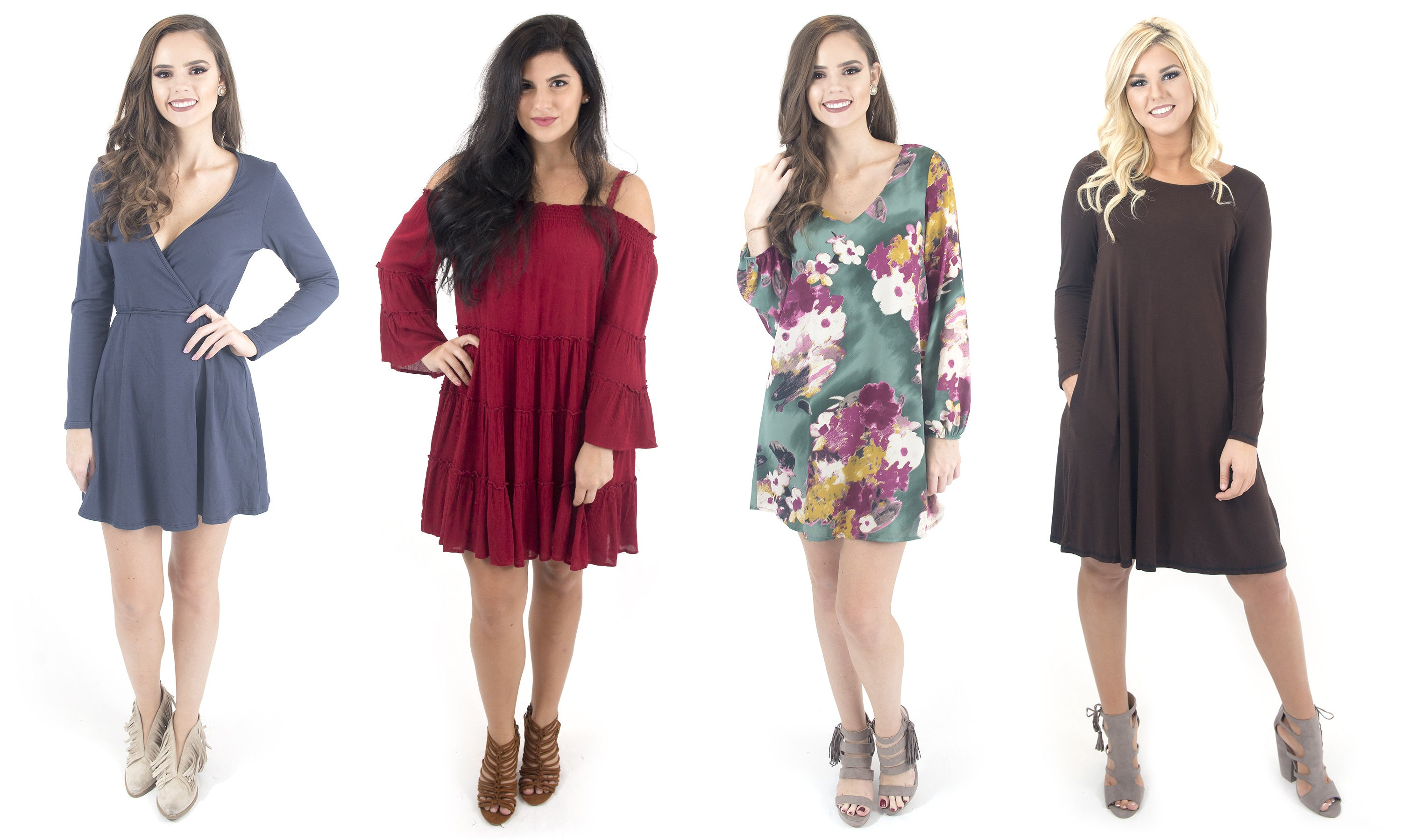 Get all dolled up for thanksgiving at Eccentrics Boutique