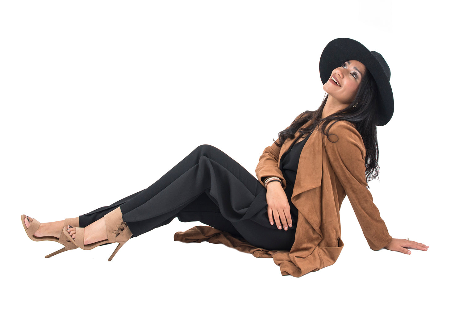 Eccentrics Boutique team style Andrea De Los Santos. Affordable women's clothing boutique.
