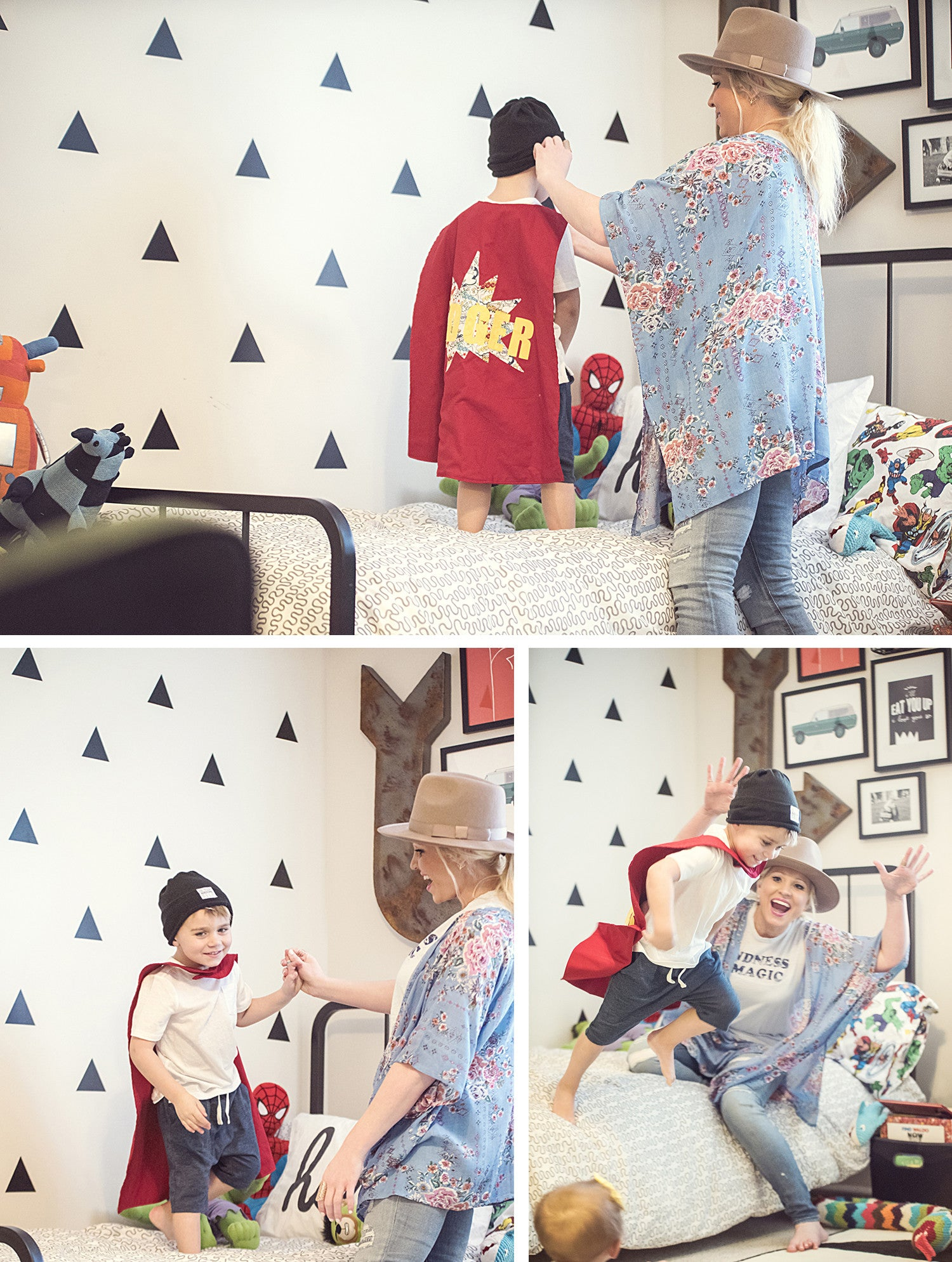 3 Easy Steps to Become a Supermom - Eccentrics Boutique