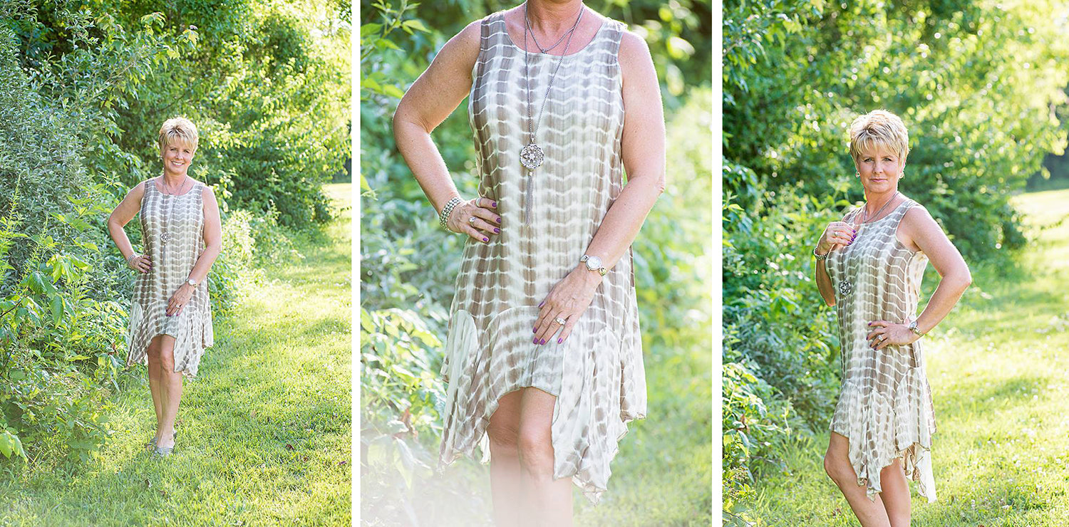 5 Outfit Ideas for Women Over 50 years old