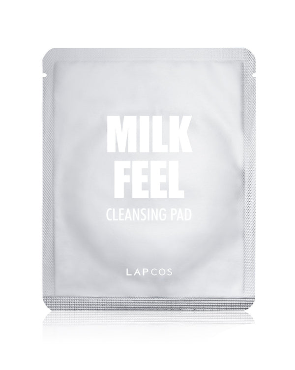 Milk Feel Exfoliating and Cleansing Pad/Pearl Brightening