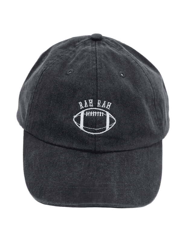 "Women's ""Rah Rah"" Football Hat"