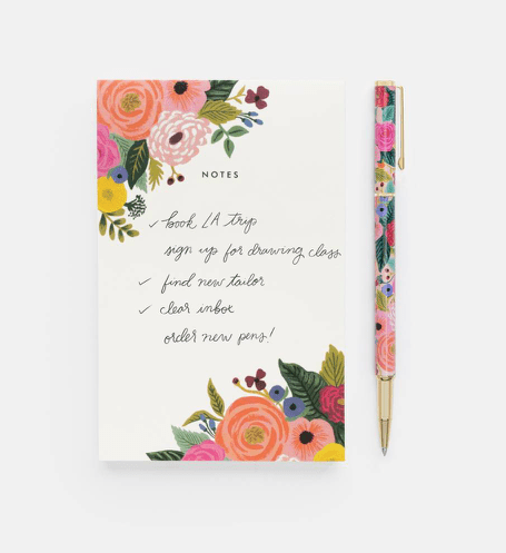 Rifle Paper Juliet Rose Pen