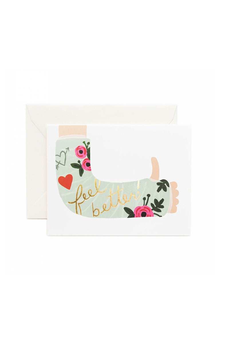 Greeting Card- Feel Better Card - Eccentrics Boutique