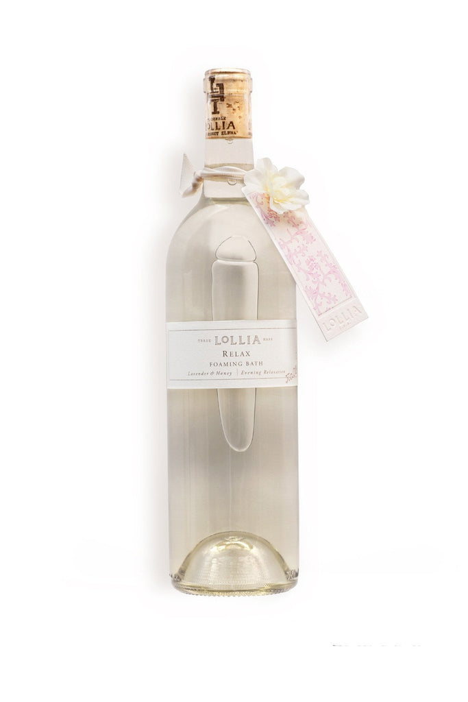 Lollia, Relax Bubble Bath - Eccentrics Boutique