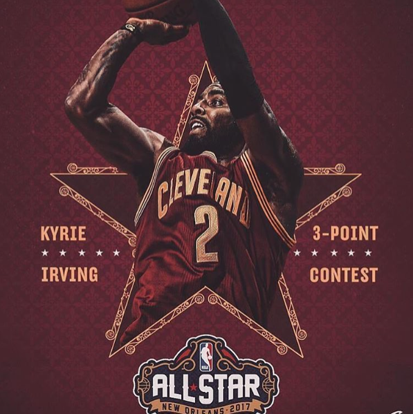 2017 NBA All Star Weekend | Kyrie Irving