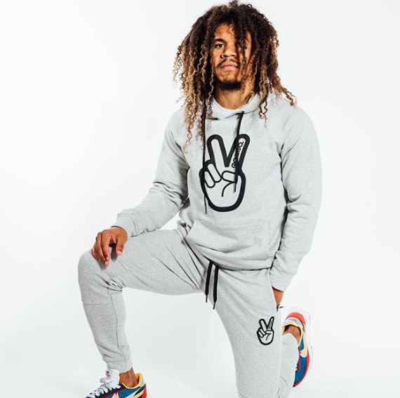 Deuce Brand basketball hoodie joggers shorts nba kyrie irving