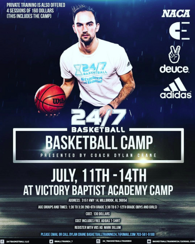 deuce brand basketball camp