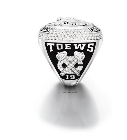 Chicago Blackhawks Stanley Cup Rings