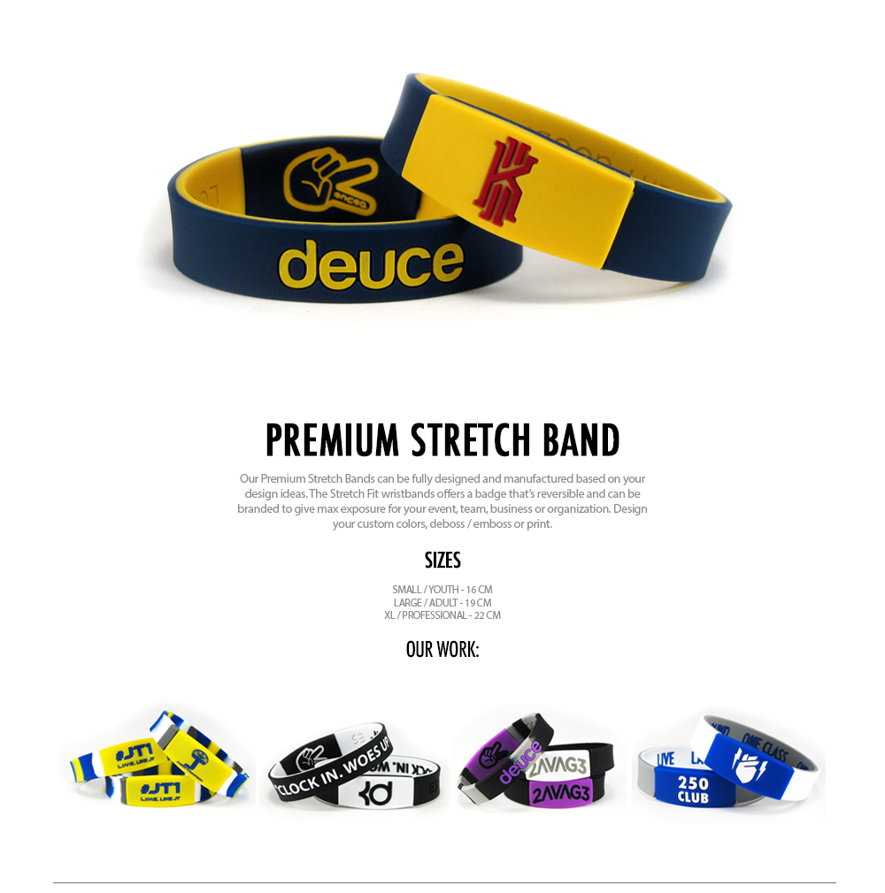 Deuce custom bands