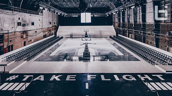 michael jordan airplane hangar plans